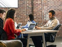 Denver Coworking Teams Using Coworking Spaces