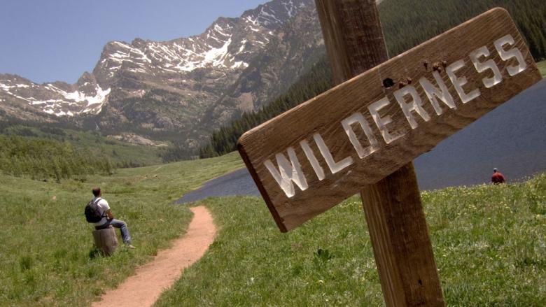 Colorado Piney Lake Wilderness