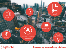 Industries Using Coworking