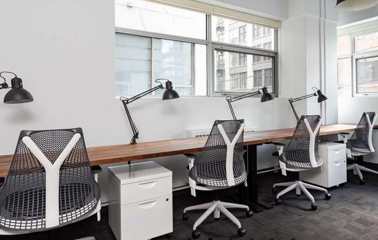 Verkspace Coworking - 410 Adelaide West, Toronto