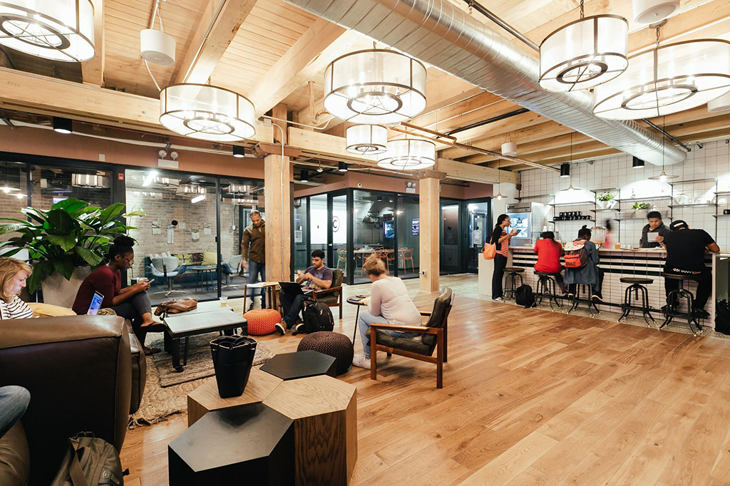 WeWork - 220 North Green Street