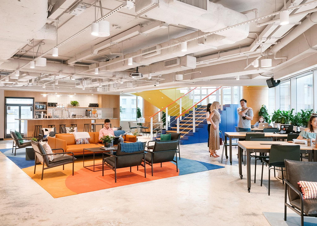 WeWork - 222 South Riverside Plaza