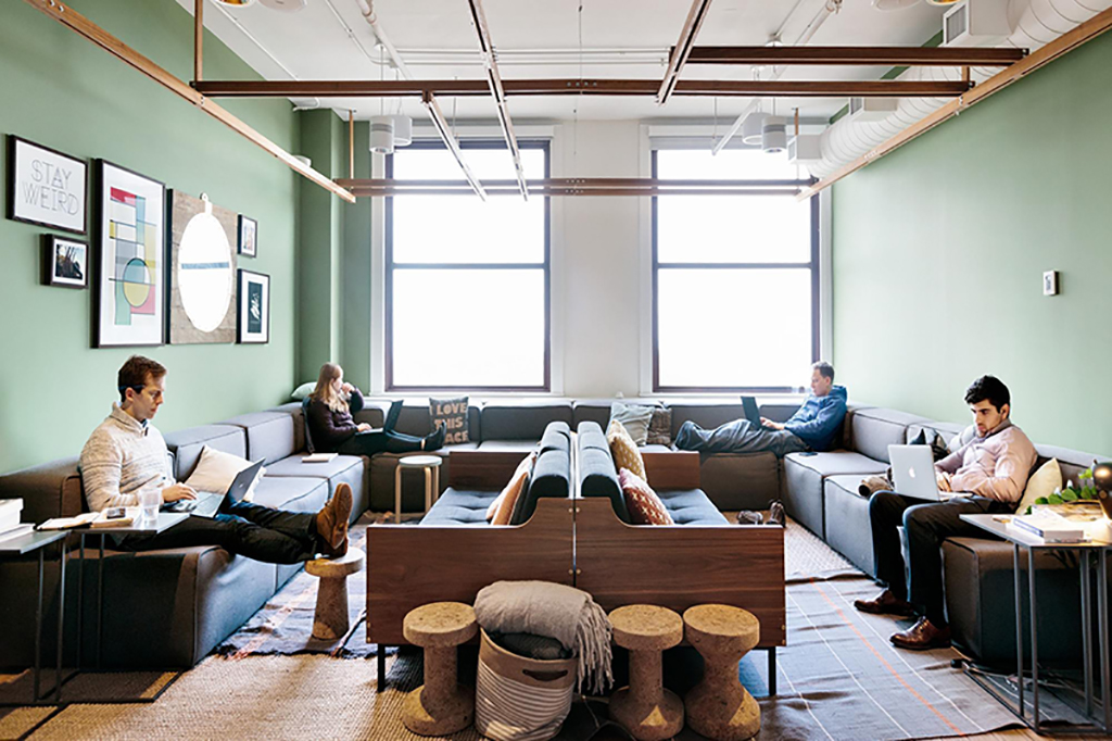 WeWork - 332 South Michigan Ave332 South Michigan Ave