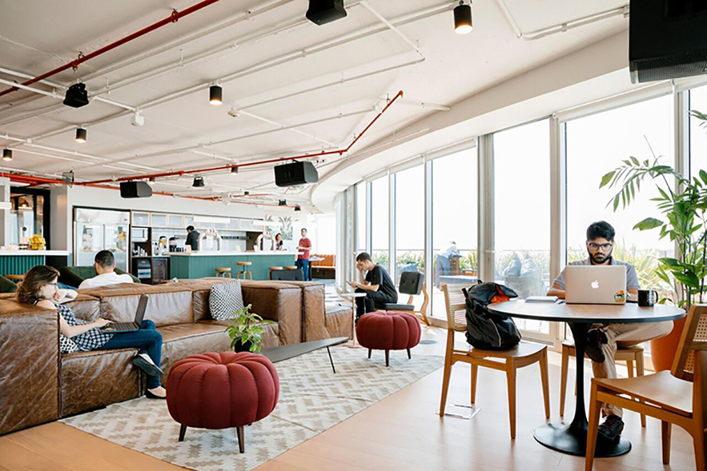 WeWork - 515 North State Street