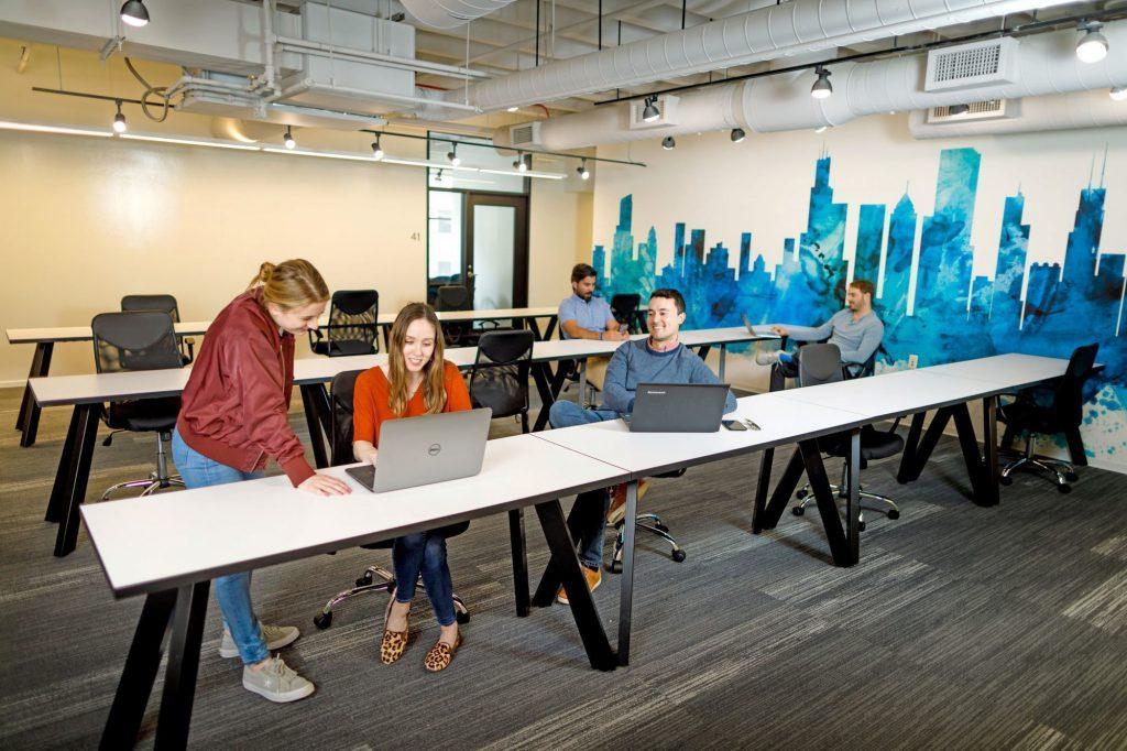 Workbox Coworking, Chicago