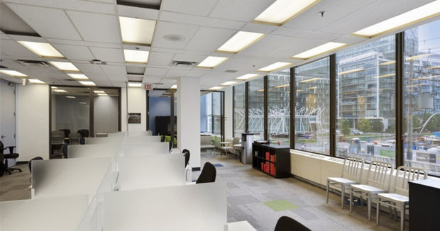 Shared Offices Space with another company