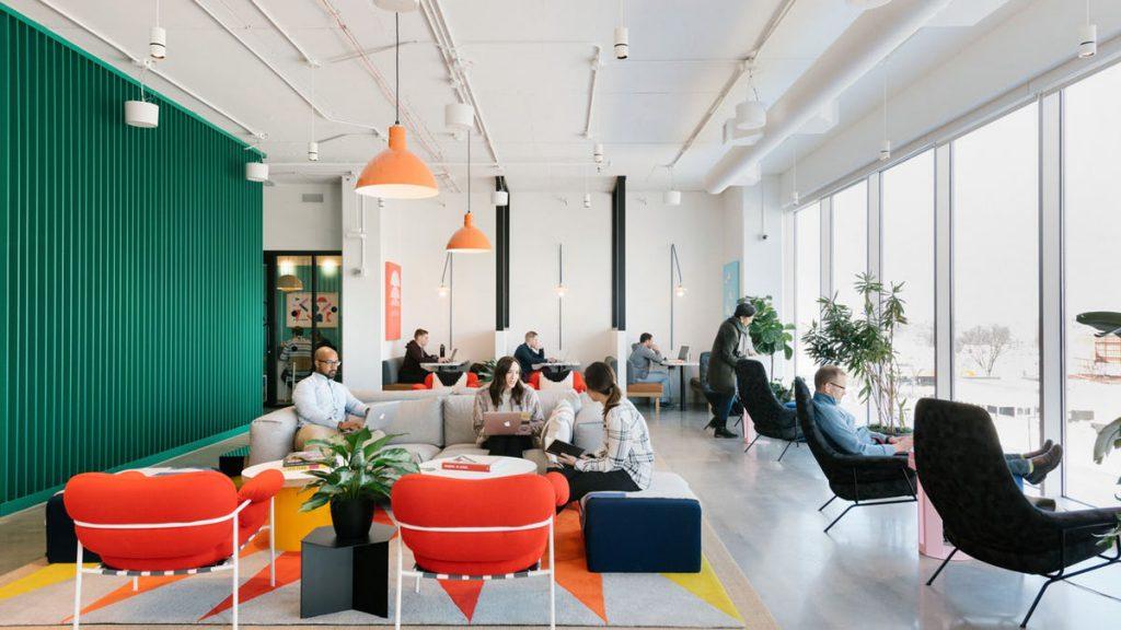 Upsutie Coworking Space