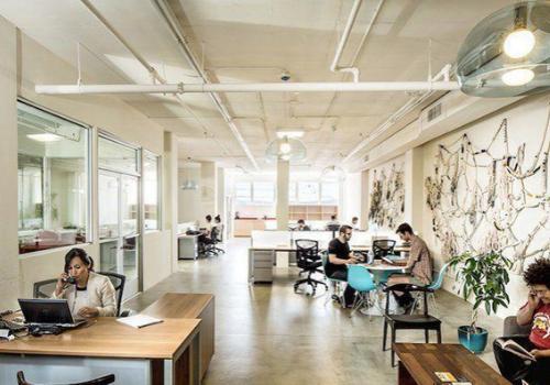 Premier Workspaces Maker City