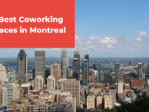 5 Best Coworking Spaces In Montreal