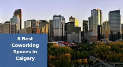 Best Coworking Space Calgary