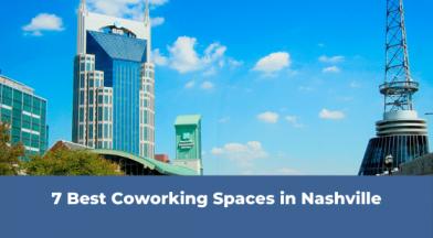 Best Coworking Spaces Nashville