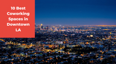 Best Coworking Los Angeles
