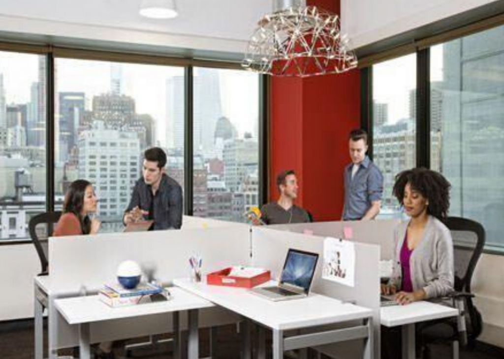 Regus - SoHo - Hudson Square soho coworking space