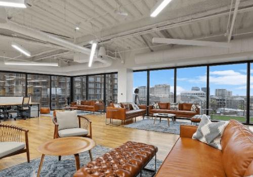 VentureX Uptown Dallas coworking space Dallas