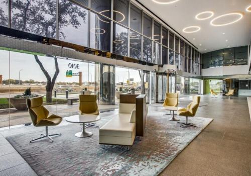 WorkSuites - West LBJ Freeway coworking space Dallas