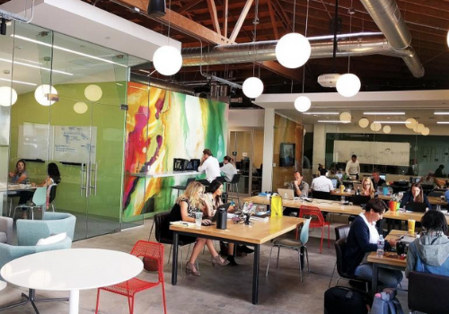 coworking spaces south bay