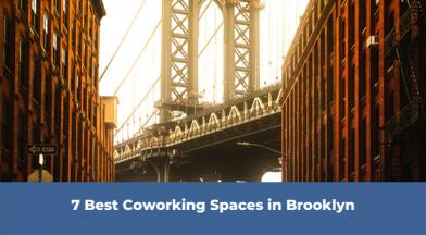 Best Coworking Spaces Brooklyn