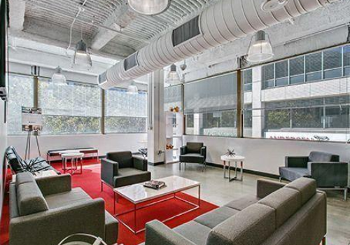 San Francisco coworking space