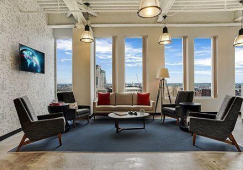 Regus - Beacon Hill, 100 Cambridge Street