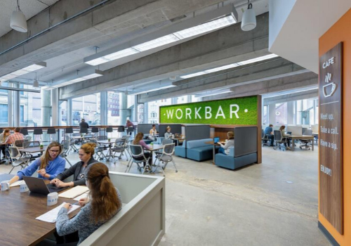 Workbar - Downtown