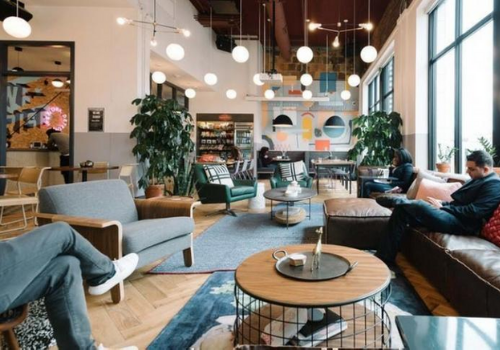 WeWork - 19 Clifford St