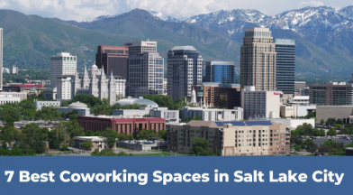 Coworking Spaces In Salt Lake City