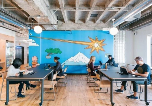 WeWork - Power and Light Building