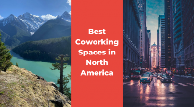 Best Coworking Spaces North America