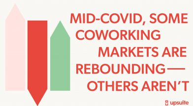Mid-pandemic, Some Coworking Markets Are Rebounding, Others Aren't