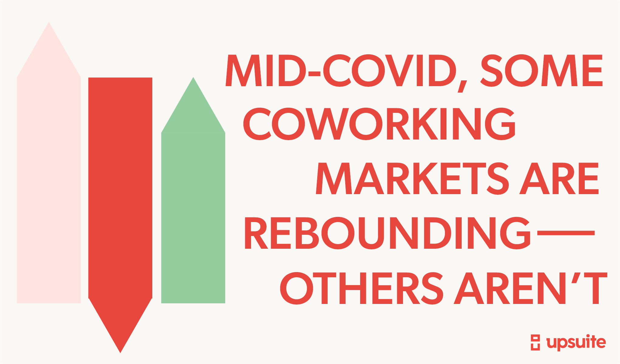 Some Coworking Markets Are Rebounding Mid-Pandemic, Others Aren't