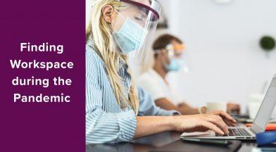Find Workspace During Coronavirus