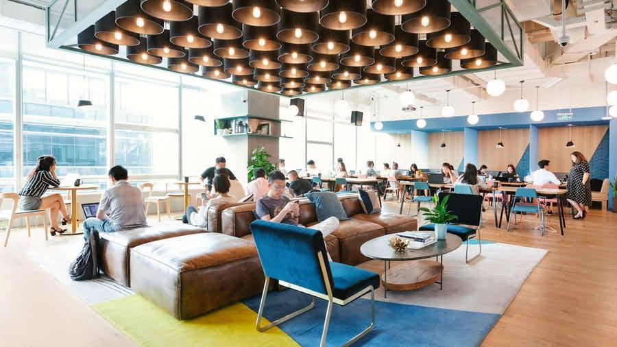 wework coworking spaces