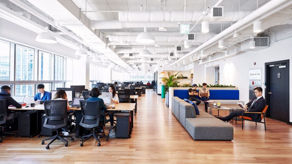 HQ by WeWork Hub Space