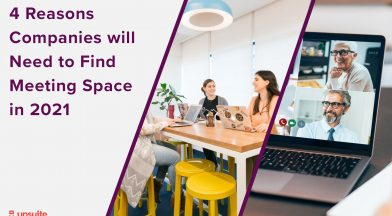 4 Reasons Companies Need To Find Meeting Space