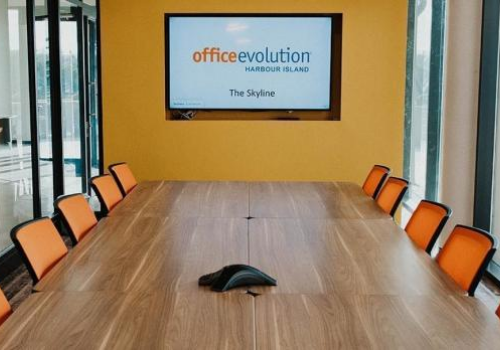flexible office space tampa