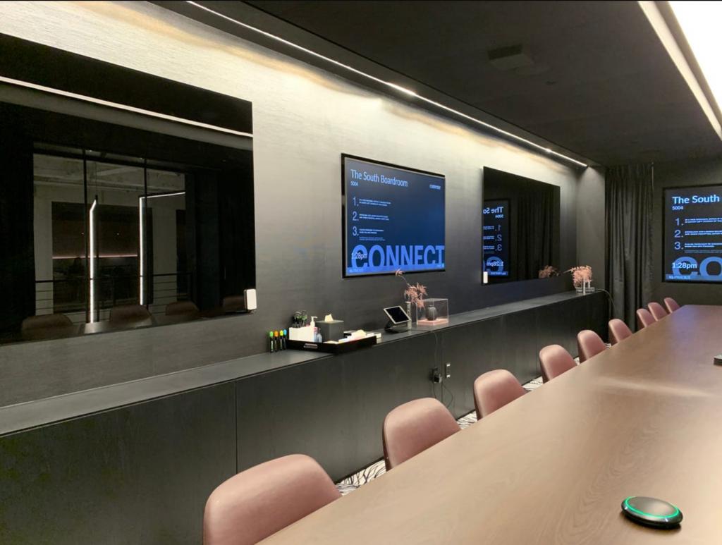 Networked Meeting Rooms Convene