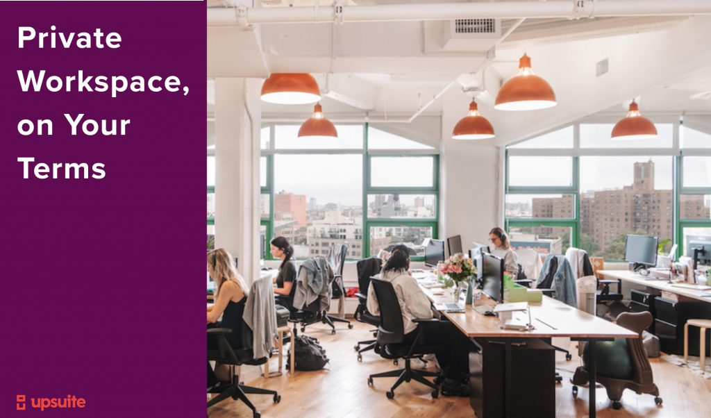 Find Workspace On Your Terms